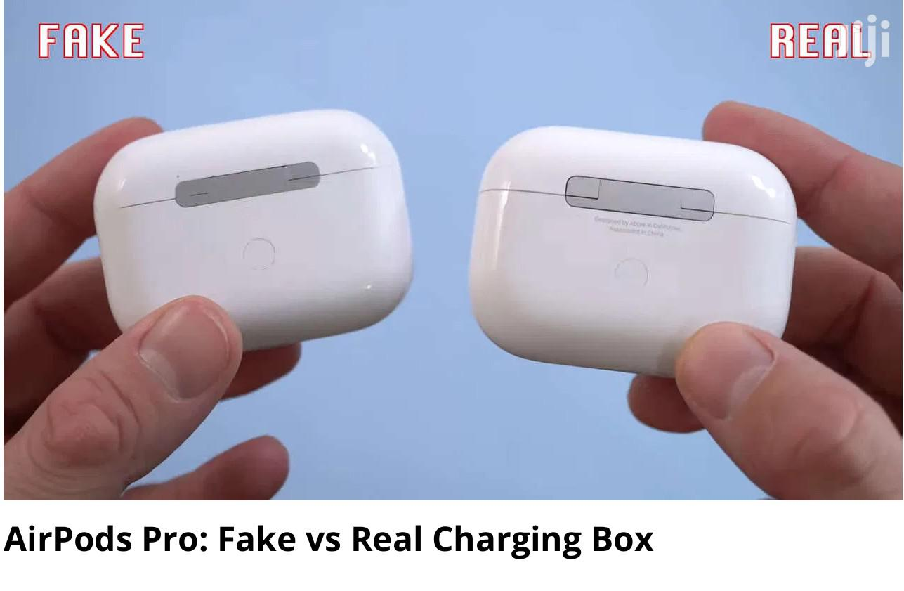 airpods pro box fake