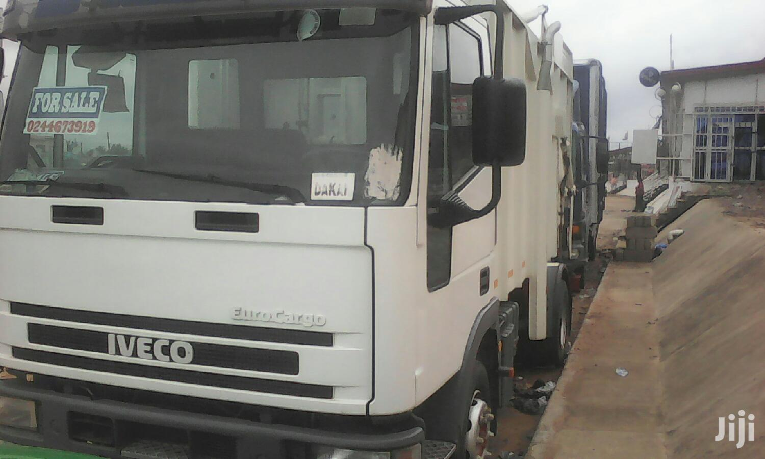 A Very Strong Heavy Duty Waste Management Truck For Sale