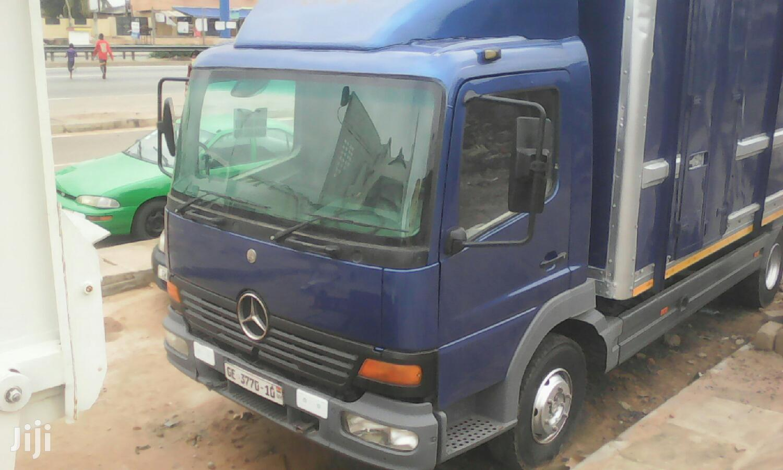 Mercedes Benz Cargo 2008 Blue For Sale