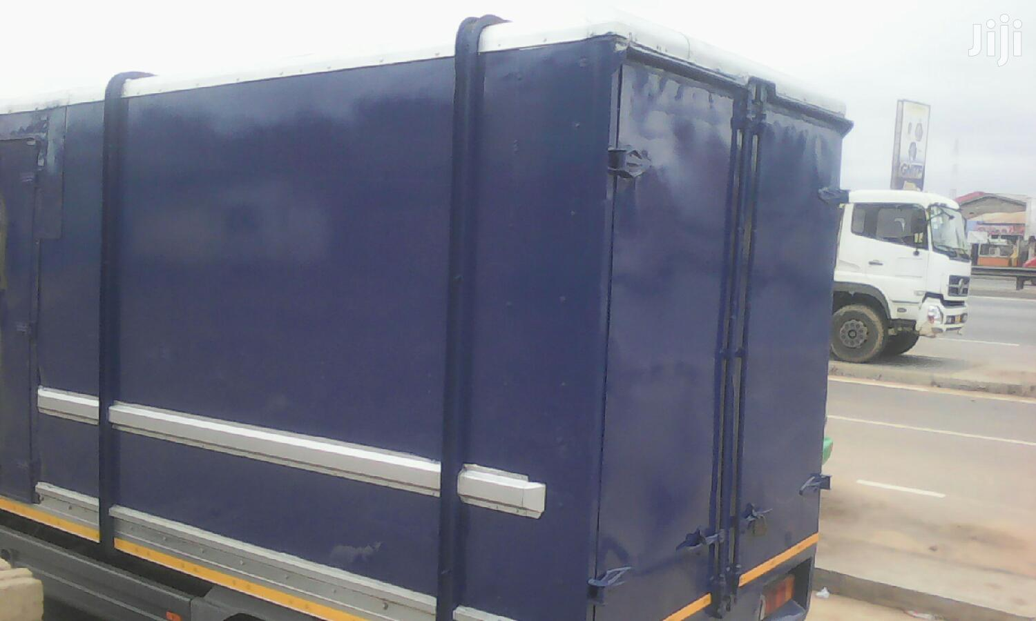 Mercedes Benz Cargo 2008 Blue For Sale | Trucks & Trailers for sale in Kwashieman, Greater Accra, Ghana
