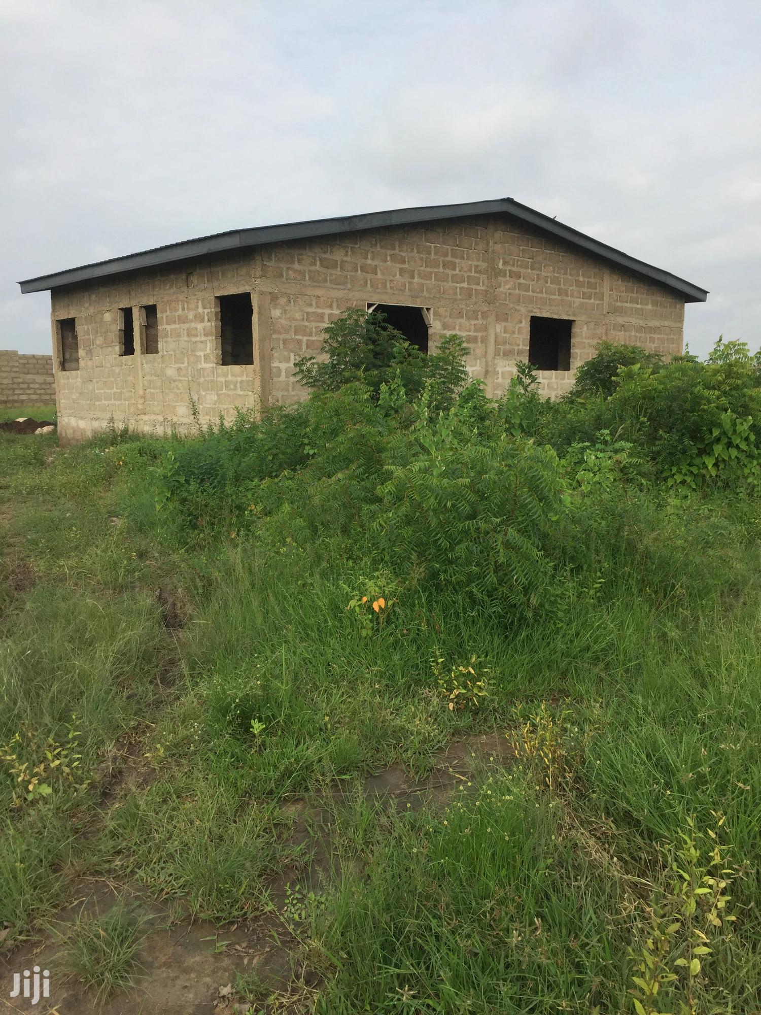 2bedroom Uncomplicated For Sale At Kasoa
