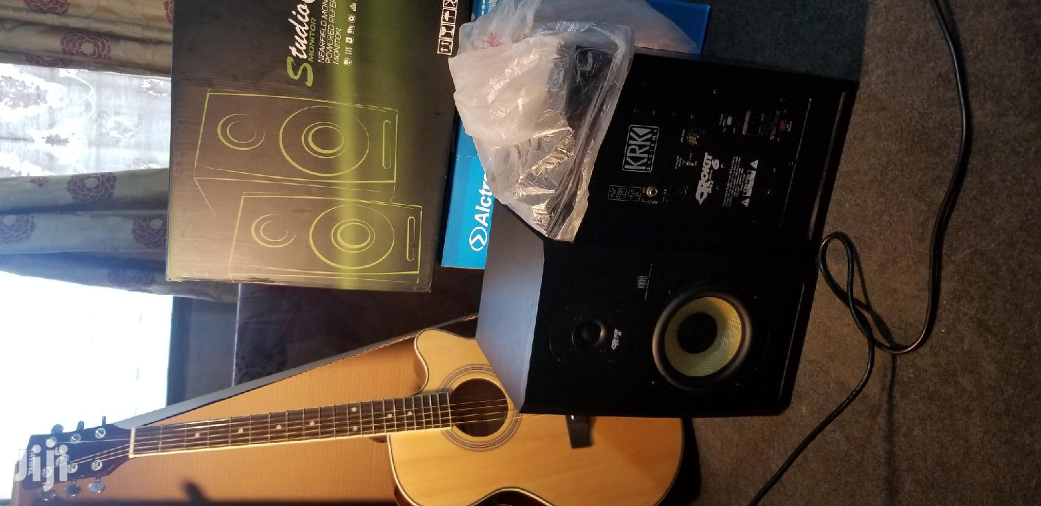 Studio Monitors KRK 6 Inches   Audio & Music Equipment for sale in East Legon, Greater Accra, Ghana
