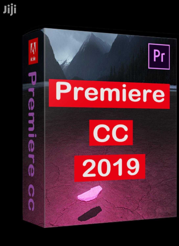 Adobe Premiere Pro CC 2019 For Windows
