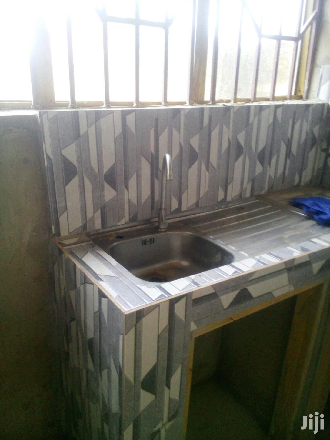Chamber And Hall With Porch And Kitchen Self Contain | Houses & Apartments For Rent for sale in Gomoa East, Central Region, Ghana