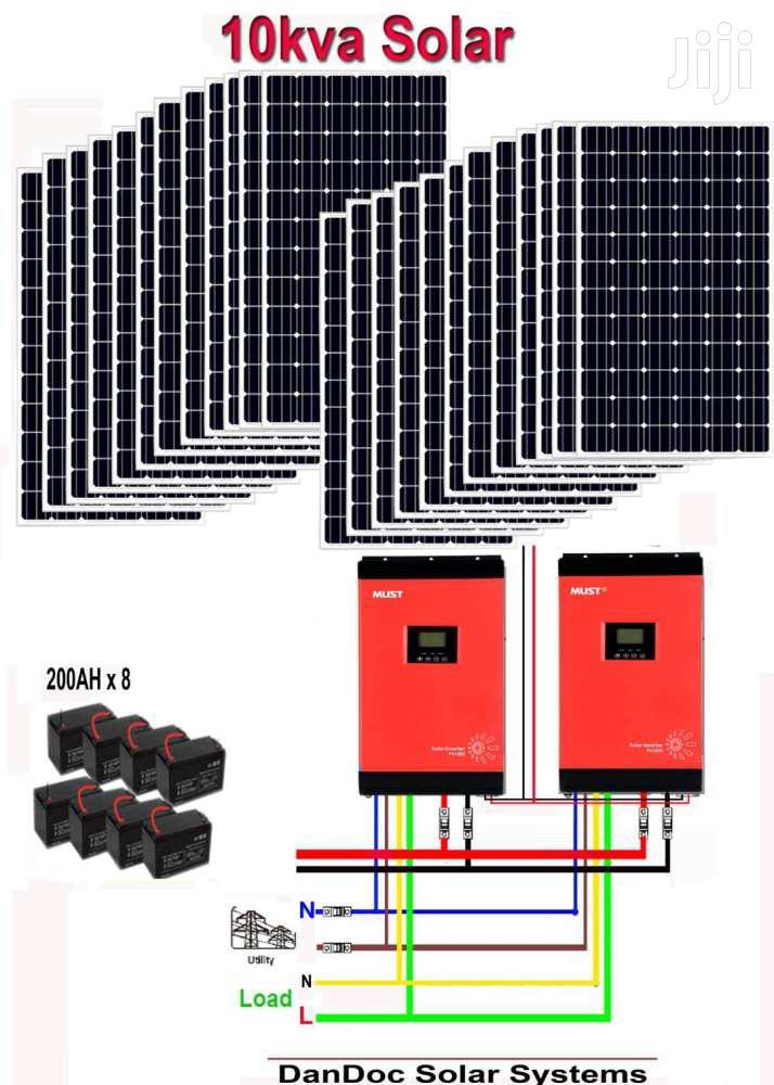 10kva Solar