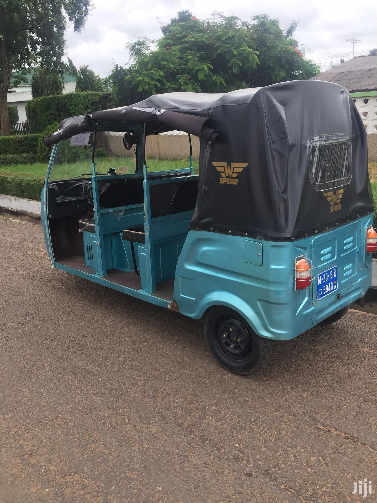 Tricycle 2020 Blue   Motorcycles & Scooters for sale in Ga East Municipal, Greater Accra, Ghana