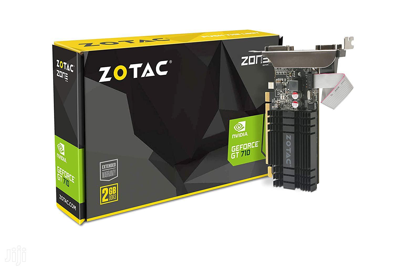 Zotac Nvidia GT710 PCI-E Graphics Card