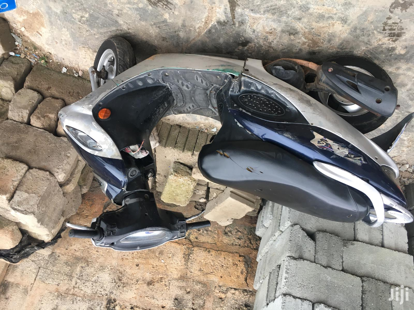 Kymco 2017 Blue | Motorcycles & Scooters for sale in Kokomlemle, Greater Accra, Ghana