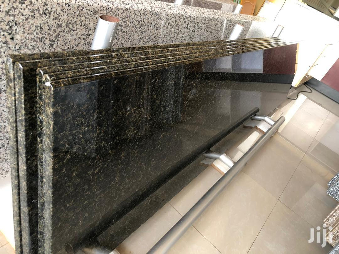 Kitchen Cabinet Top Granite   Furniture for sale in East Legon, Greater Accra, Ghana