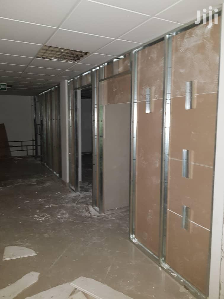 Plasterboard Partition