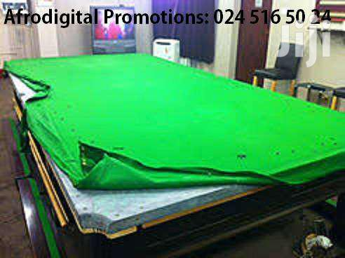 Archive: POOL / SNOOKER CLOTH For SALE