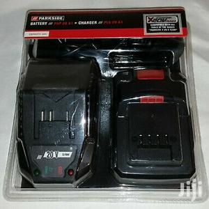 PARKSIDE Cordless 20v Battery PAP 20 A1 + Charger