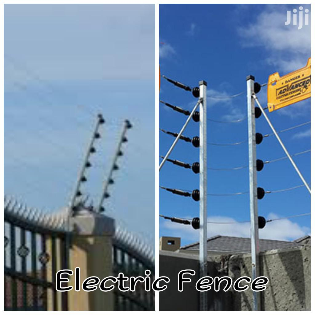 Installation of Electric Fencing