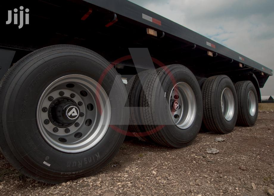 Flat Bed Semi Trailer 40ft, 70T With 4 Axles | Trucks & Trailers for sale in Tema Metropolitan, Greater Accra, Ghana