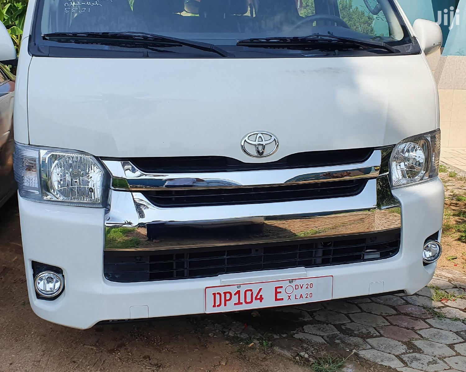 Toyota Super roof | Buses & Microbuses for sale in Darkuman, Greater Accra, Ghana