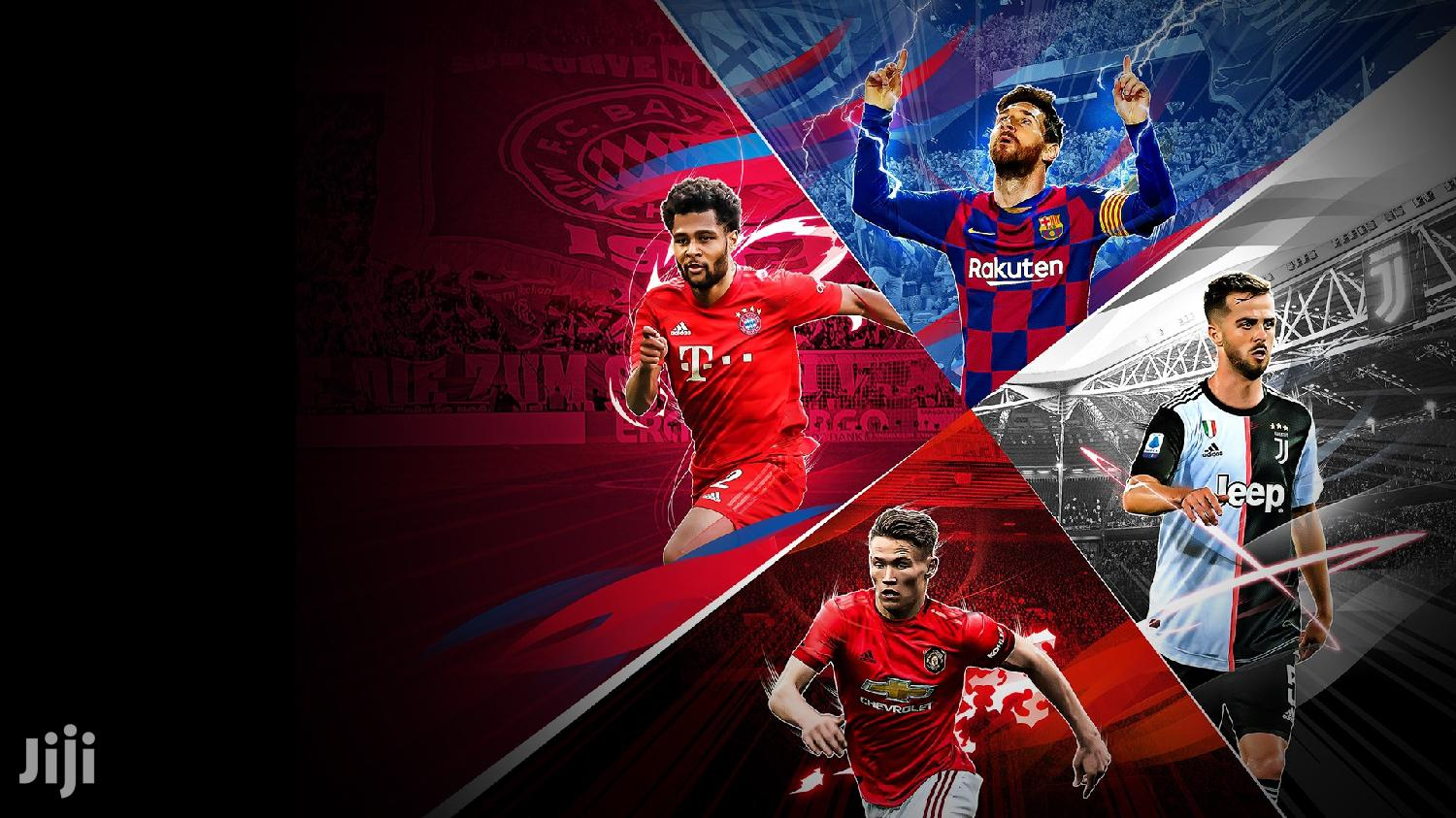 PES 2020 For Pc