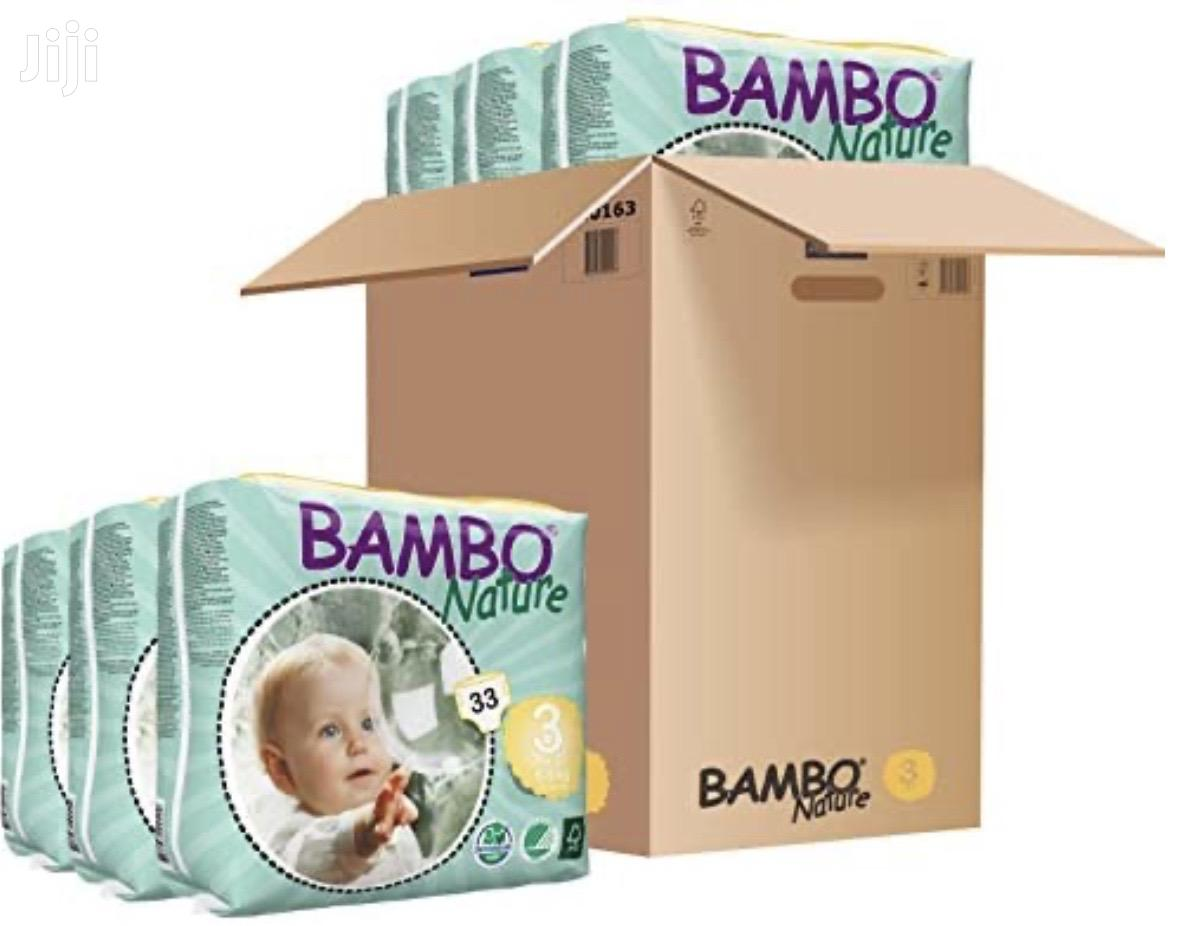 Bamboo Nature Diaper