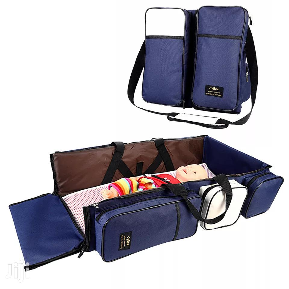2 In 1 Diaper Bag With Bed   Baby & Child Care for sale in Kwashieman, Greater Accra, Ghana