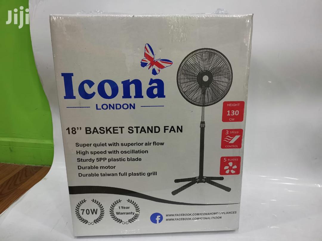 ICONA Standing Fan