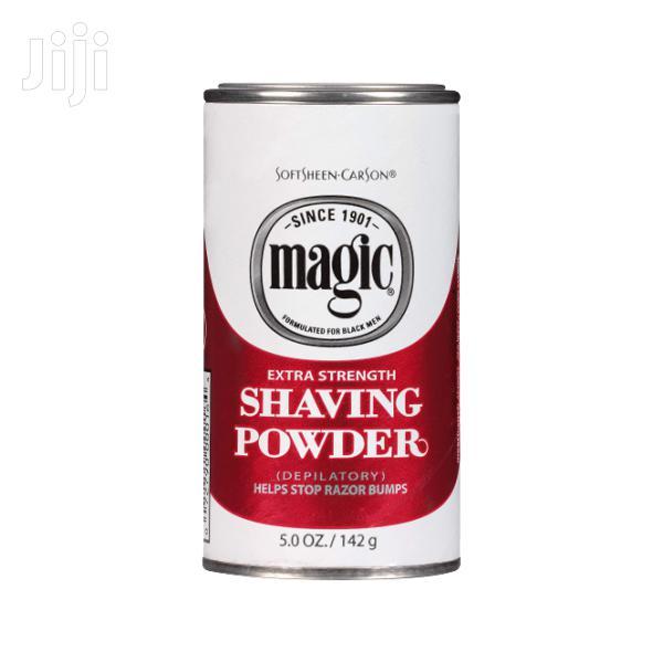 Softsheen-carson Magic Extra Strength Shaving Powder 142ml