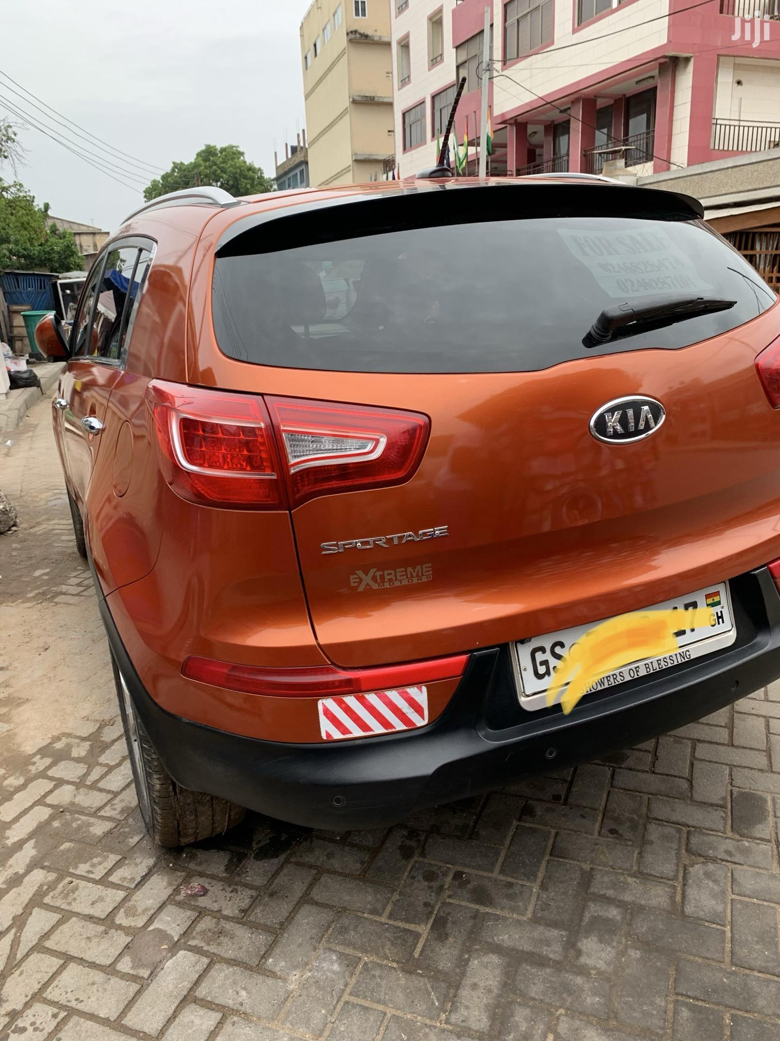 Kia Sportage 2011 Orange | Cars for sale in Accra Metropolitan, Greater Accra, Ghana