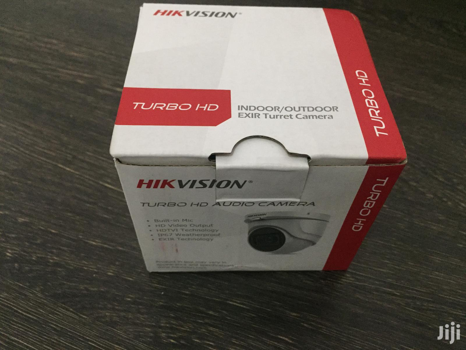 Audio CCTV Hikvision | Security & Surveillance for sale in Dzorwulu, Greater Accra, Ghana