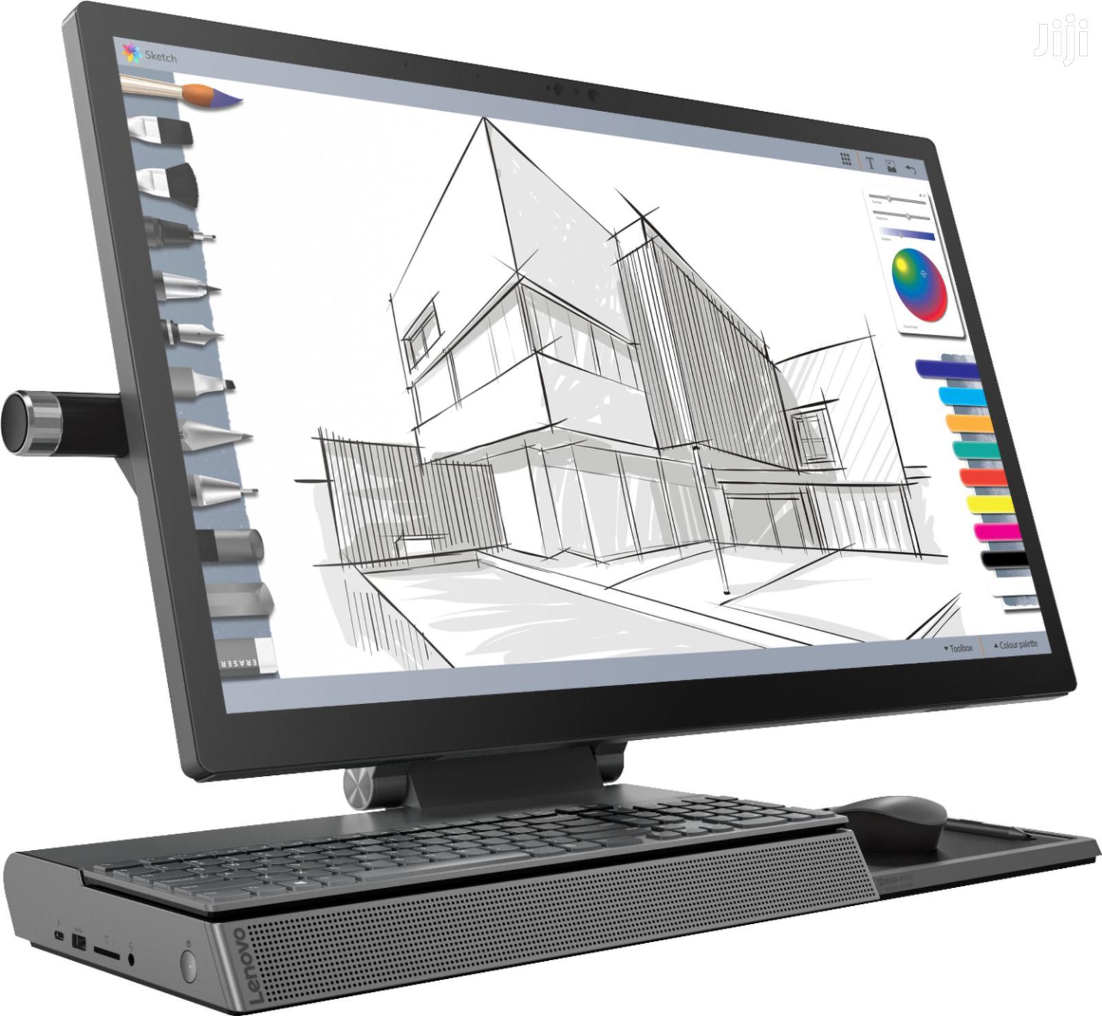 Archive: New Desktop Computer Lenovo 16GB Intel Core I7 SSD 256GB