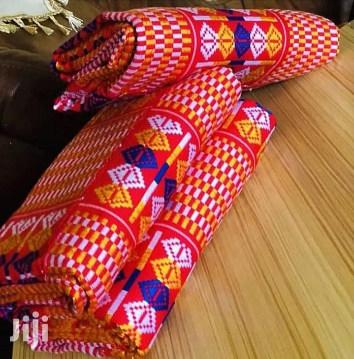 Latest Set Of Bonwire Kente