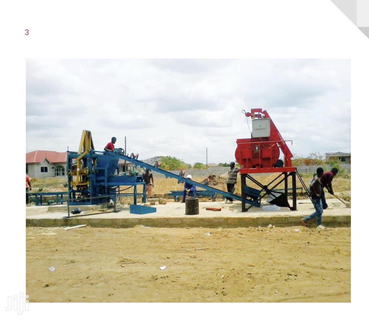 Block Machine | Manufacturing Equipment for sale in Accra Metropolitan, Greater Accra, Ghana