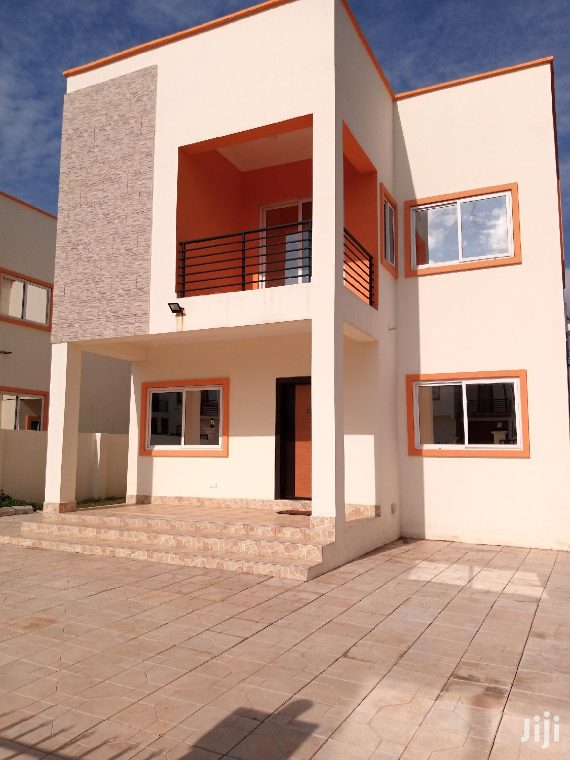 Newly Built 4 Bedroom House At Oyibi For Sale