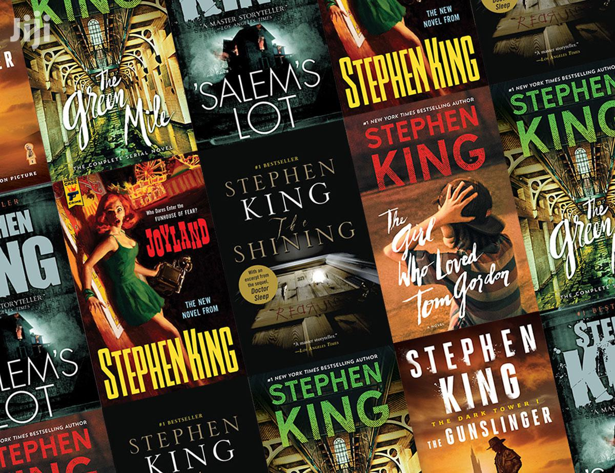 20 Stephen King Bookset (E-Books)