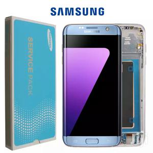 Samsung S7 Edge Lcd Screen | Accessories for Mobile Phones & Tablets for sale in Greater Accra, Odorkor