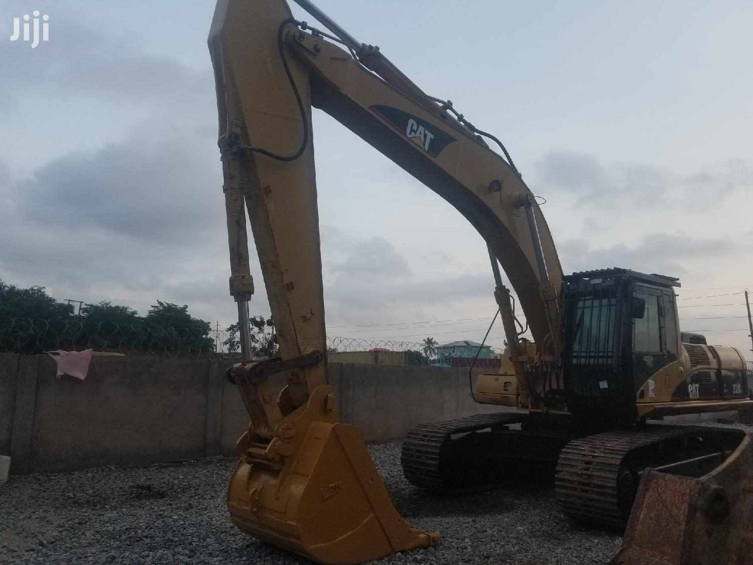Caterpillar Excavators 330cl | Heavy Equipment for sale in Achimota, Greater Accra, Ghana