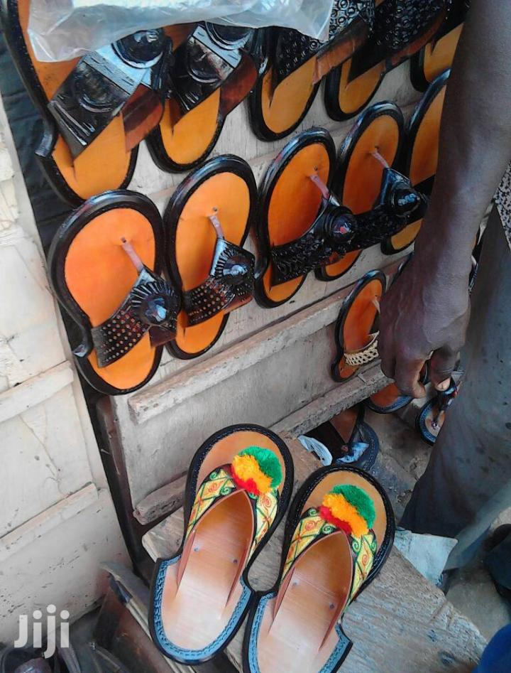 Traditional Ahenema Saddles Quality | Shoes for sale in Labadi-Aborm, Greater Accra, Ghana