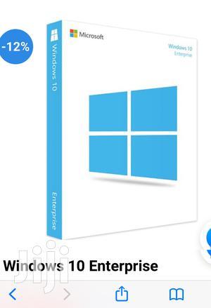 Windows 10 Enterprise Edition Genuine License | Software for sale in Greater Accra, Darkuman