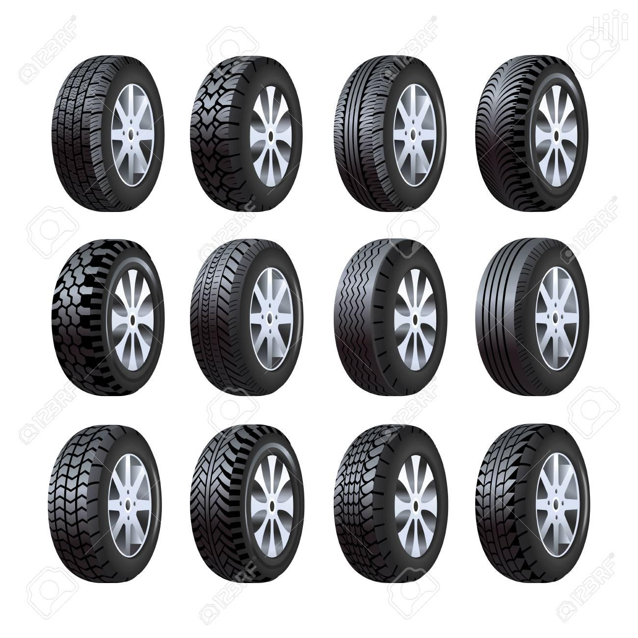 Tyres For All Cars And Trucks , Many Brands Available.