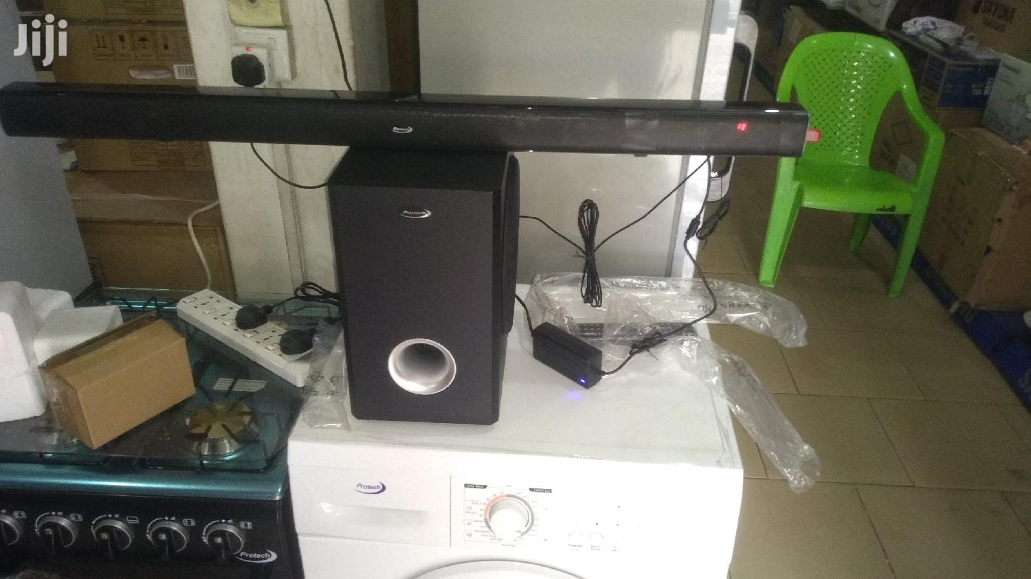 Protech Soundbar With Powerful Bass And FM