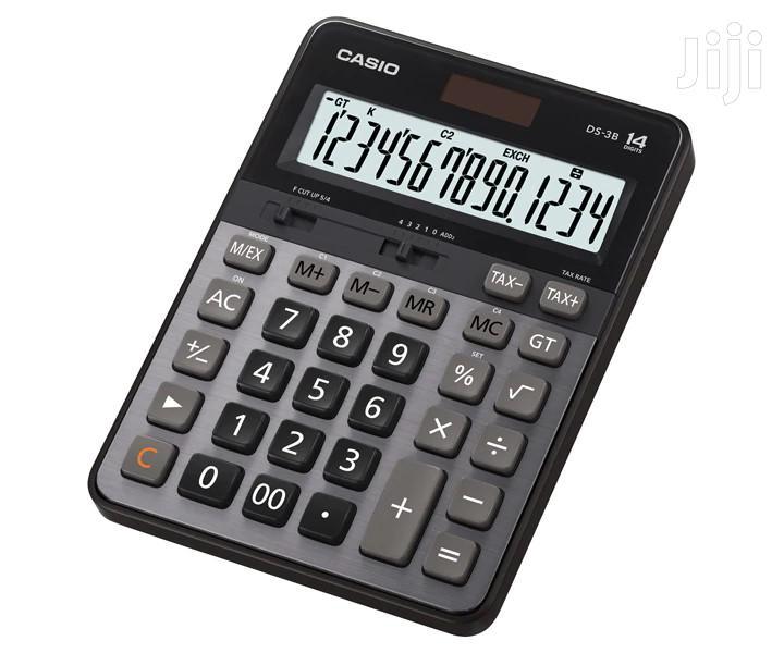 Casio Ds 3B Heavy Duty Calculator