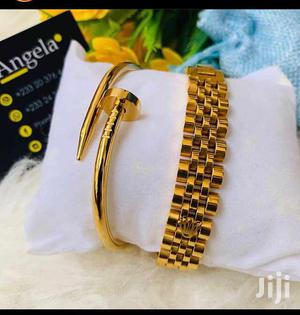 Rolex And Nail Bracelet | Jewelry for sale in Greater Accra, Achimota