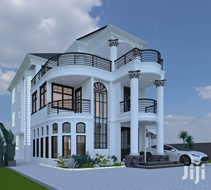 Architectural Building Plans Services