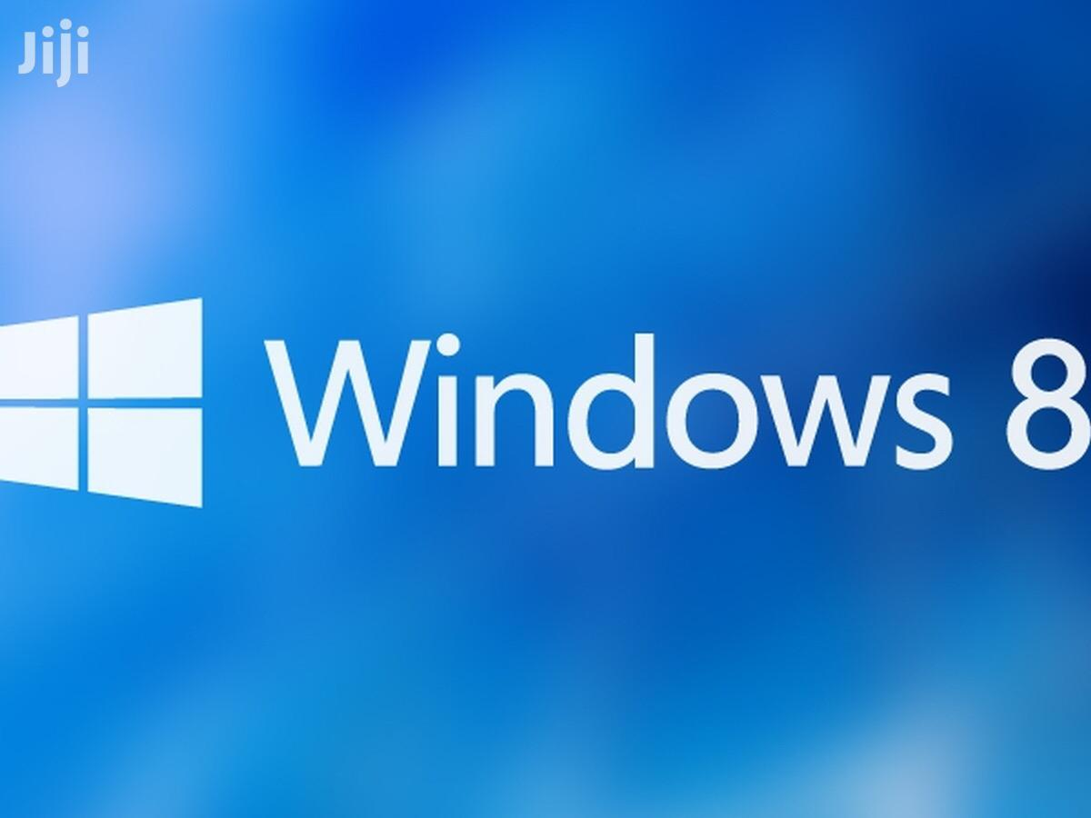 WINDOWS 8 32 & 64 Bit ACTIVATED UPDATED