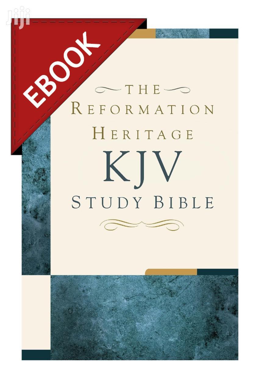 Study Bibles Niv, Kjv, Nkjv, Halley's, Etc (E-book)
