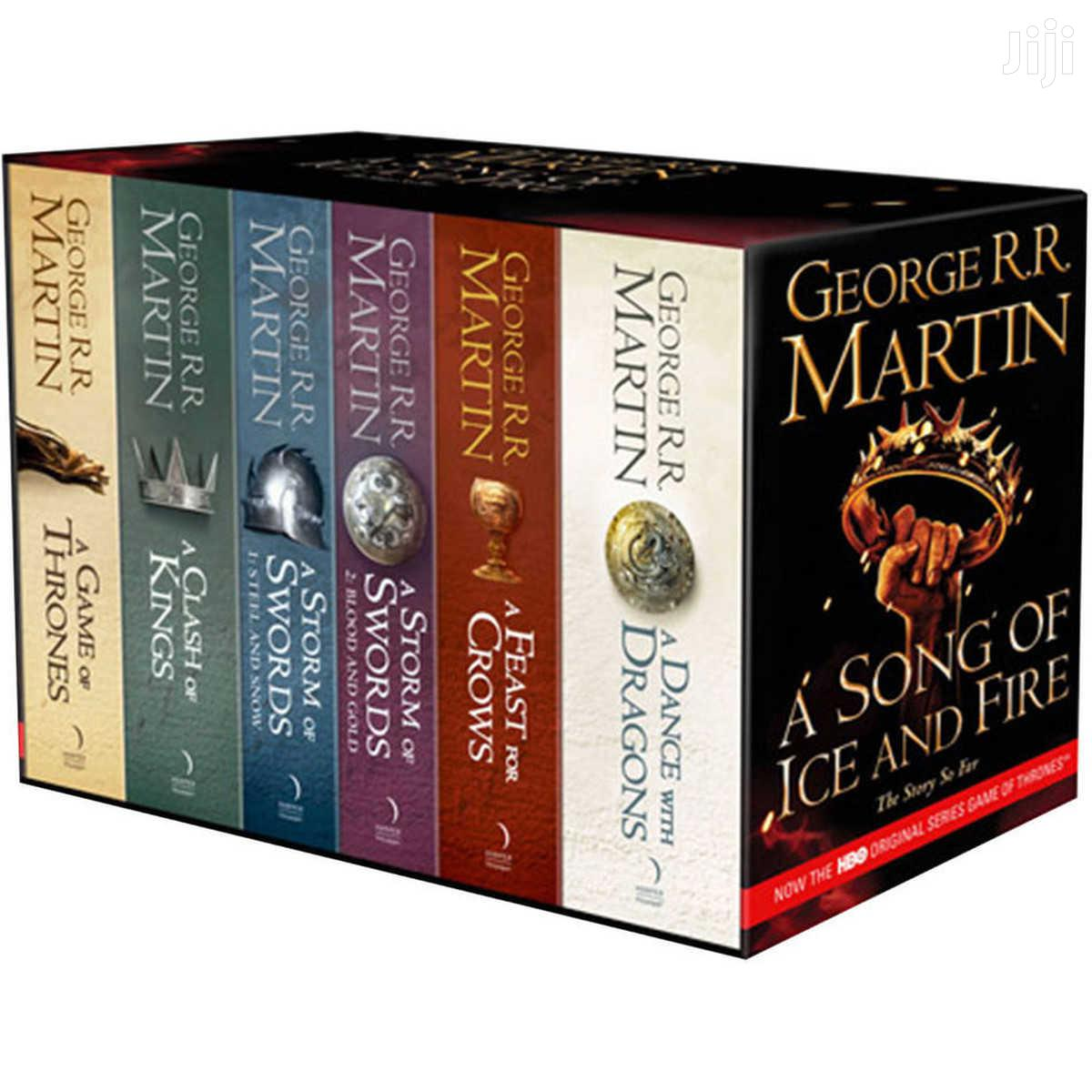 Game Of Thrones E-book Set | Books & Games for sale in East Legon, Greater Accra, Ghana