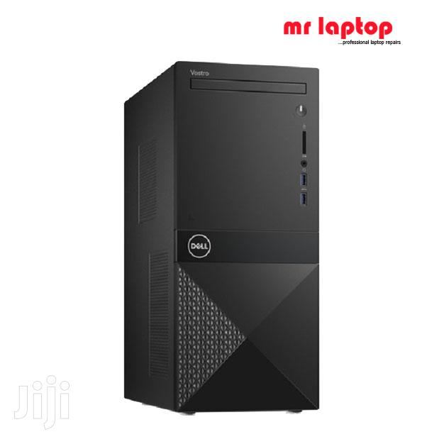 New Desktop Computer Dell 4GB Intel Core I3 HDD 1T | Laptops & Computers for sale in Kokomlemle, Greater Accra, Ghana