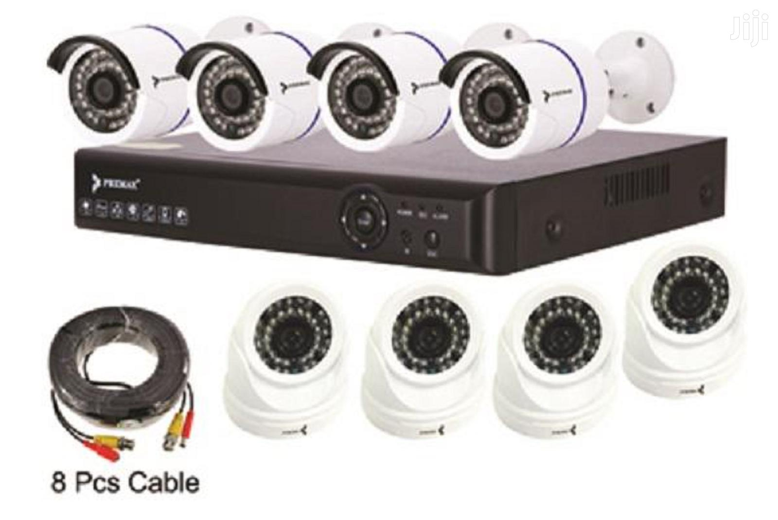 AHD DVR CCTV Camera KIT