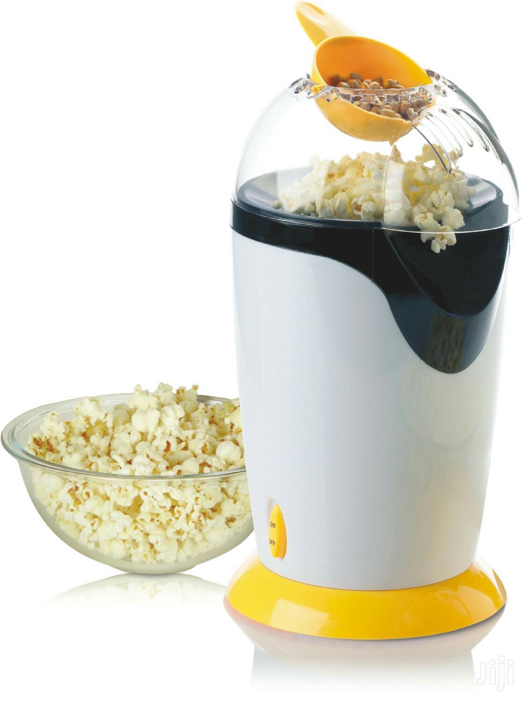 Oil Free Popcorn Maker