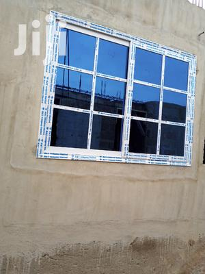 Single Glass Division Window