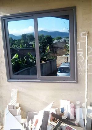 Single Glass Italian Window