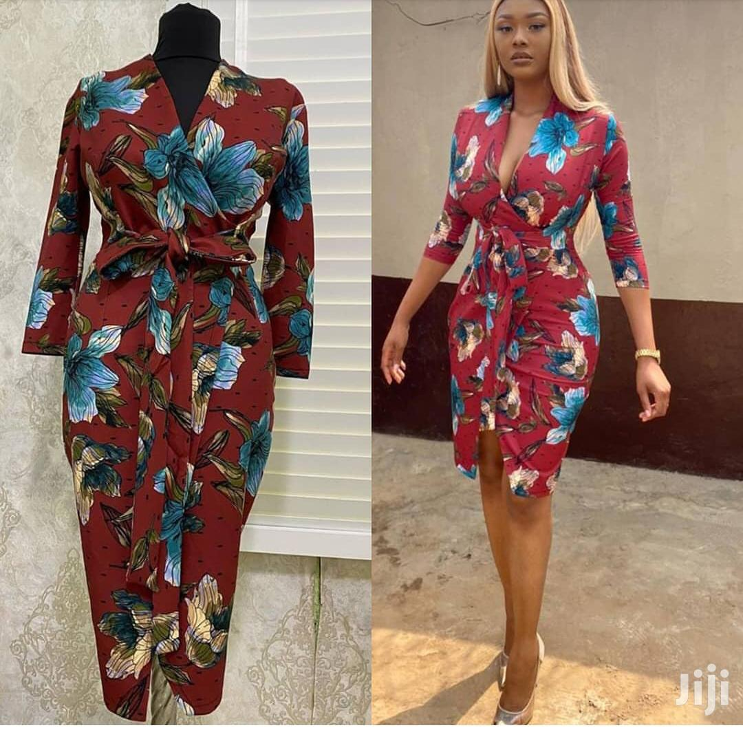 Classy Office Dress | Clothing for sale in Roman Ridge, Greater Accra, Ghana