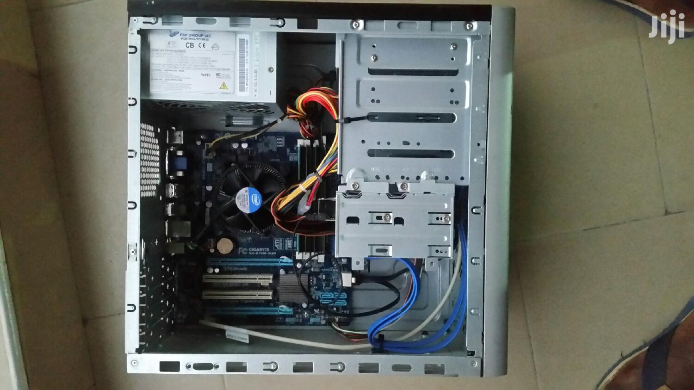 New Gigabyte GA-H110MSTX-HD3-ZK 8GB Intel Core i5 HDD 500GB